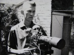 Neville Brickell as a specialist film maker in the early sixties