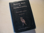 The authoritative Roberts' Birds of Southern Africa 6th edition published in 1993. The first edition was published in 1940