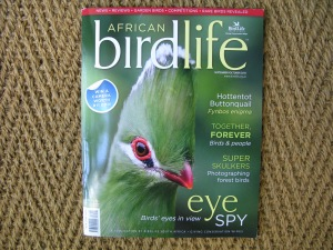 African Birdlife is published by BirdLife South Africa